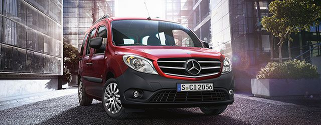 mercedes citan tourer l 39 utilitaire pour tous inspir du. Black Bedroom Furniture Sets. Home Design Ideas