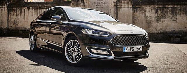 Ford mondéo Vignale