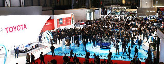 Salon automobile de Genève 2015 : Les nouveautés internationales