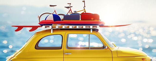 voiture vacances