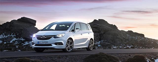 Gamme Opel