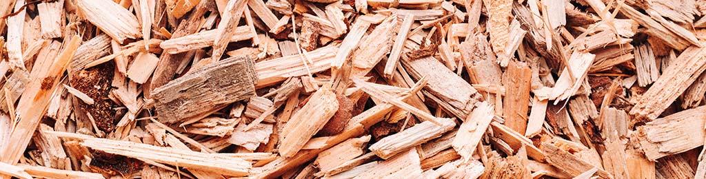 Biomasse copeaux de bois