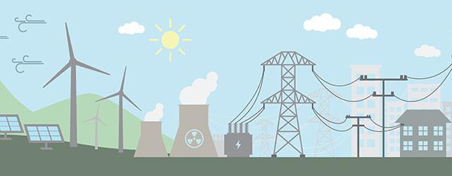 Répartition énergétique France