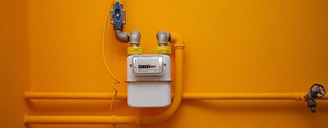 Changement compteur gaz