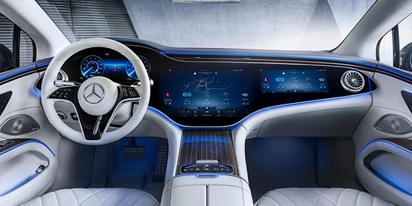 Voitures electriques limousine