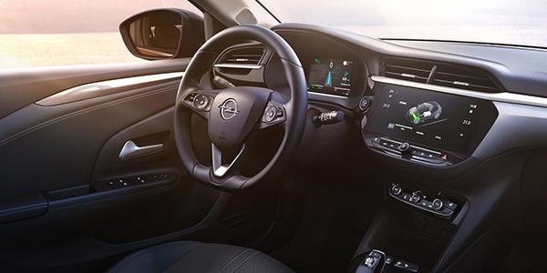 Opel Corsa e habitacle