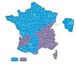 Paratonnerre carte de France densité foudroiement