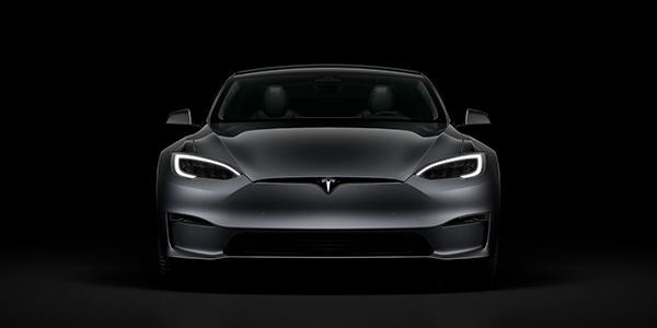 Top voitures electriques Tesla model s plaid