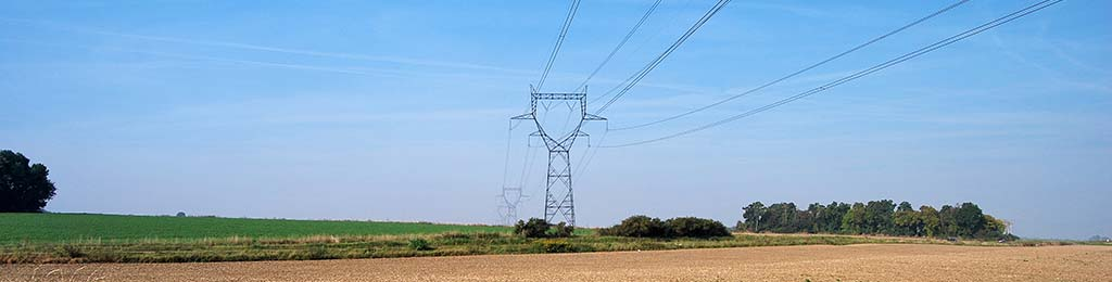 transport d'électricité