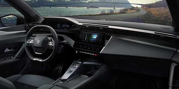 Nouvelle Peugeot 308 intérieur