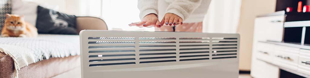 Précarité énergétique chauffage radiateur
