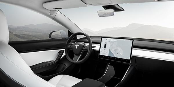 Top voitures electriques compactes interieur