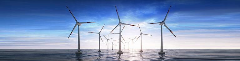 Parc éolien en mer Français