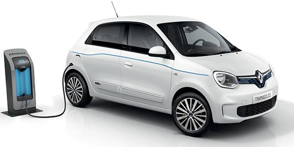 Renault Twingo etech