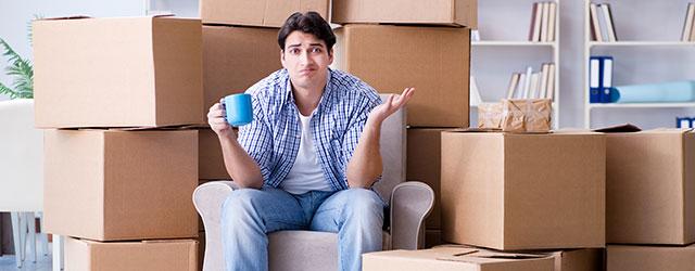 démarches pour le déménagement