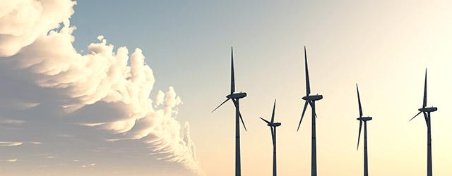 Parc éolien France