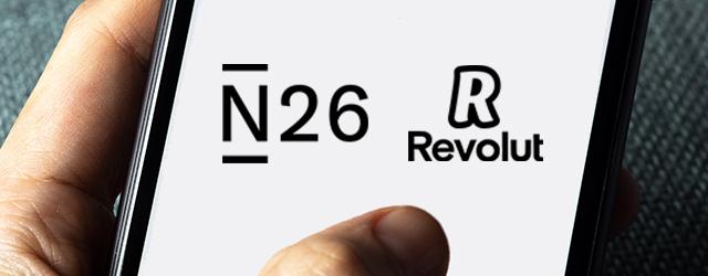 Comparatif N26 et Revolut, lequel choisir