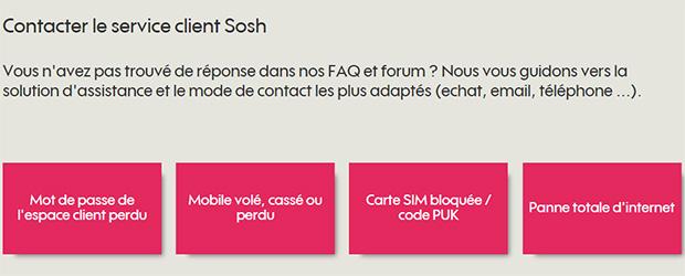 Tout Savoir Sur Les Services Clients En Ligne De Sosh Et Red De Sfr