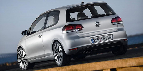 zoom sur la volkswagen golf vi une occasion saisir. Black Bedroom Furniture Sets. Home Design Ideas