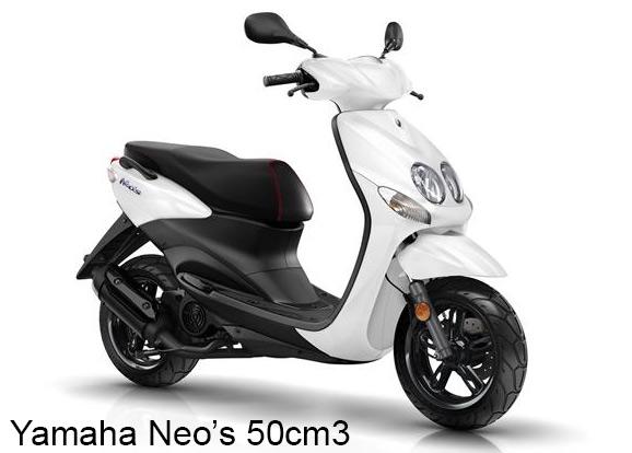 Conduire moto 50cm3