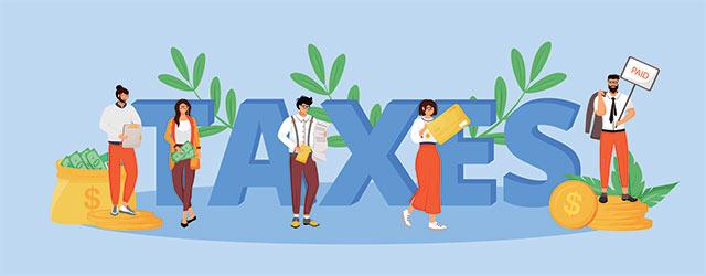 Taxes gaz