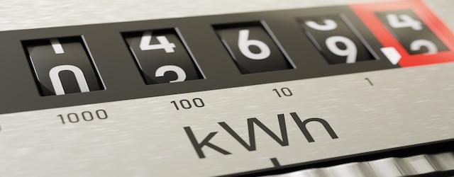 tarif réglementé de l'électricité