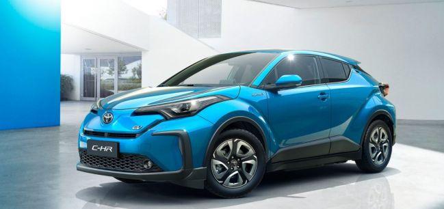 Toyota annonce la sortie de 2 véhicules électriques pour 2021