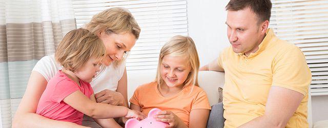 Réduction du quotient familial