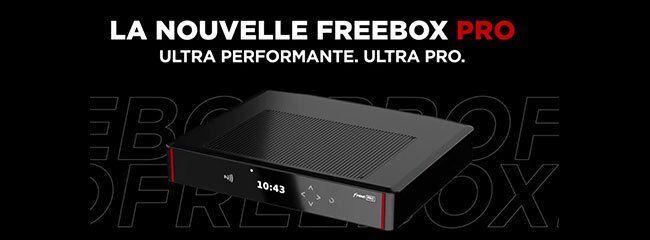 La Freebox Pro est lancée !