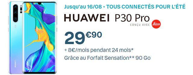 Le nouveau Huawei chez Bouygues Télécom !