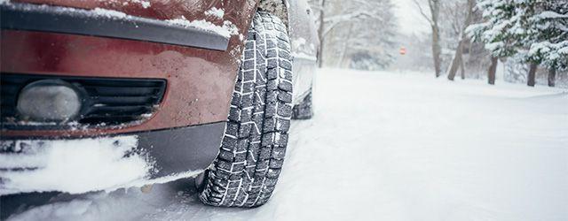 pneu hiver