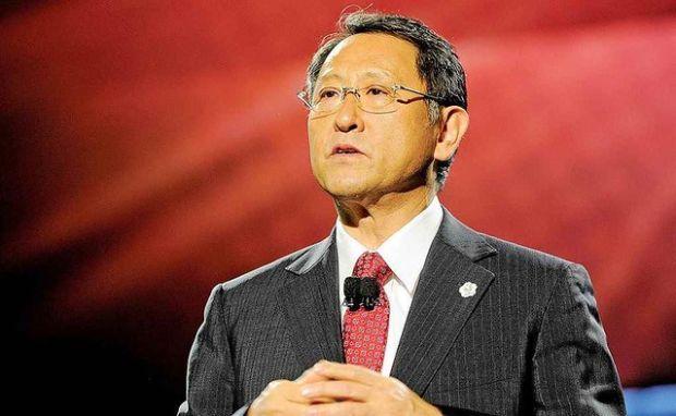 Le président de Toyota semble avoir jeté l'opprobre sur le tout électrique.. Pourquoi ?