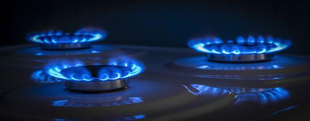 Evolution du prix du gaz en août 2020