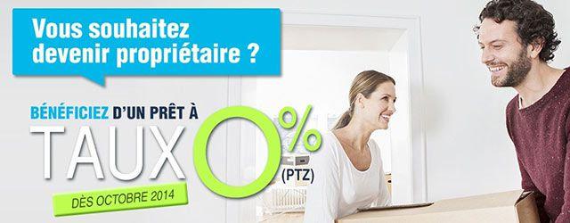 Relance de l'immobilier : réforme du prêt à taux zéro - PTZ