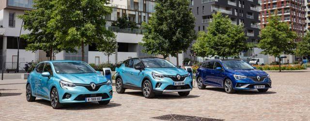 Renault se lance dans l'hybride
