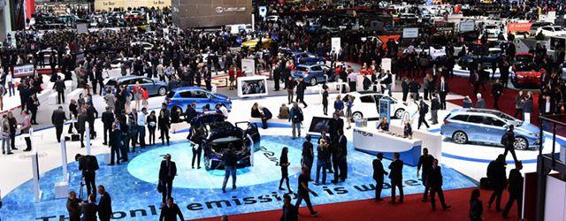 Salon automobile de Genève 2015 : Les nouveautés Françaises ont la cote!