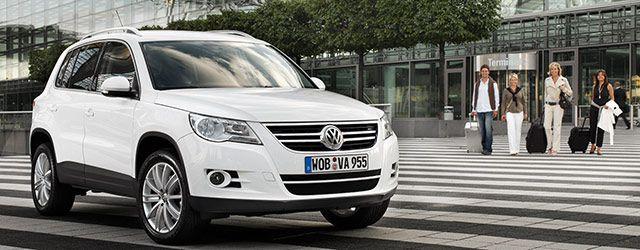 Volkswagen TiguanI