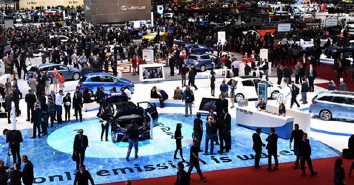 Salon automobile de gen ve 2015 les nouveaut s fran aises ont la cote - Salon de geneve 2015 nouveaute ...