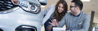 baisse des ventes de voitures neuves