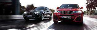 BMW X4 : le SUV coupé insolite de BMW