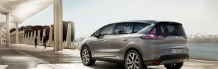 Renault Espace V, kevin spacey