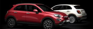 Fiat 500x, crossover