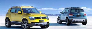 Taigun, le suv crossover de Volkswagen