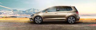 Volkswagen Golf Sportsvan : le monospace de Volkswagen