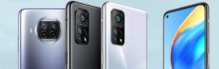 Téléphones mobiles Xiaomi associés au forfait 80 Go chez SFR