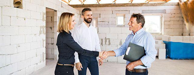 Quels sont les diff rents contrats pour construire sa maison for Guide pour construire sa maison