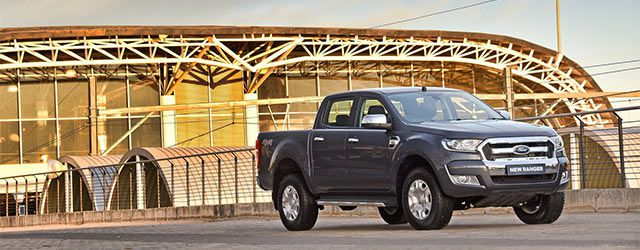 Comparatif pick-up Ford ranger