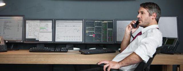 trader, bourse en ligne