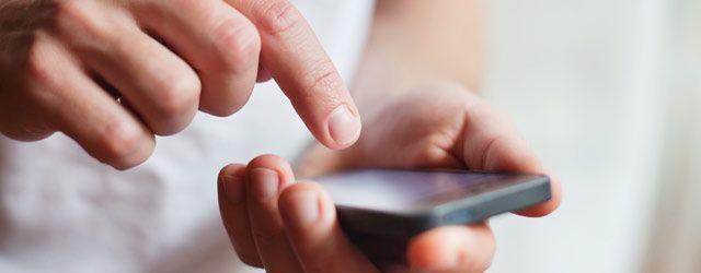 Internet mobile :débit et data